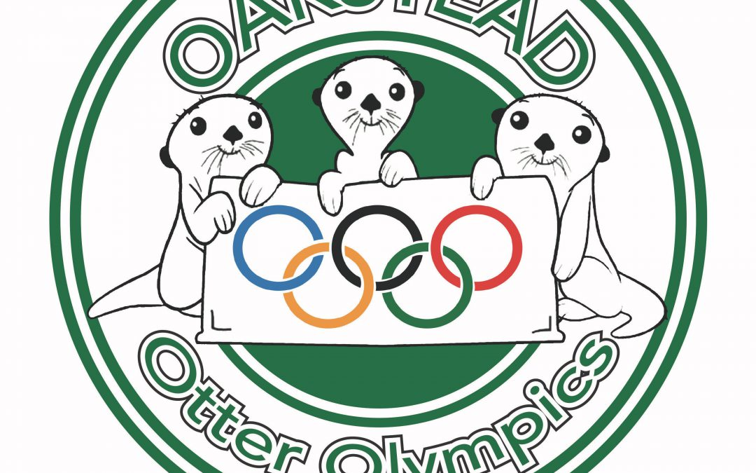 OTTER OLYMPICS IS HERE!!!